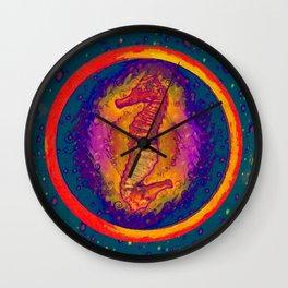 ATLANTEAN SEAL - 296 Wall Clock