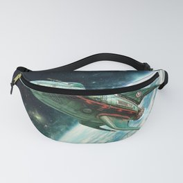 Planet Express Fanny Pack
