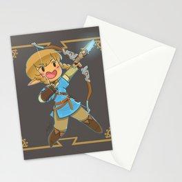 Chibi Linkle Stationery Cards