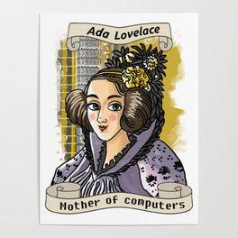 Ada Lovelace Poster