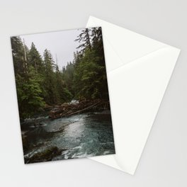 Olympic Rainforest Stationery Cards
