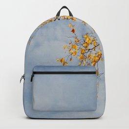 Fall Morning Sky Backpack