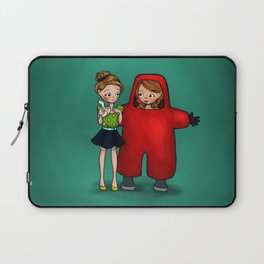 Toxic Friendship Laptop Sleeve
