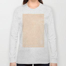 Island Mango Watercolor Long Sleeve T-shirt