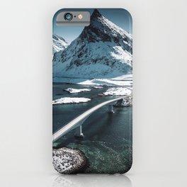 lofoten iPhone Case