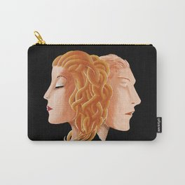 Medusa and Perseus Carry-All Pouch