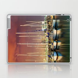 Barcelona Yacht Club Laptop & iPad Skin