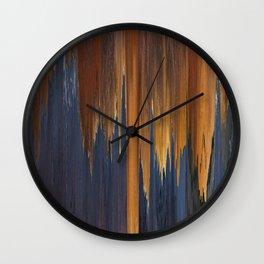Pixel Sorting 50 Wall Clock