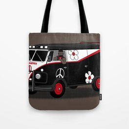 peace team Tote Bag