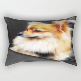 Fantastic Little Fox Rectangular Pillow