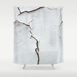Break Shower Curtain