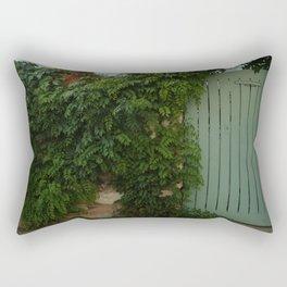 cute house Rectangular Pillow