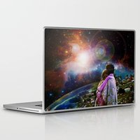 woodstock Laptop & iPad Skins featuring Woodstock Love Vibrant by ZiggyChristenson