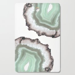 Light Water Agate Cutting Board