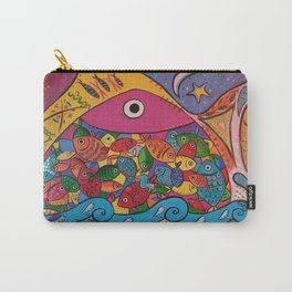 Royaume des poissons Carry-All Pouch