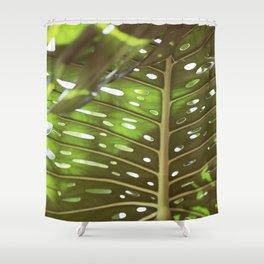 Tropic Light Shower Curtain