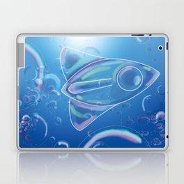 Bubble Rocket Laptop & iPad Skin