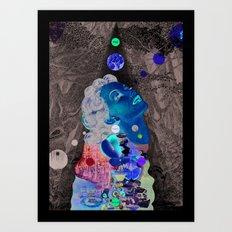 Vai Passar (Will Pass) Art Print