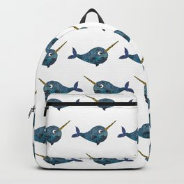 Nelly the Narwhal Backpack