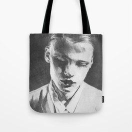 Gender advertise Tote Bag