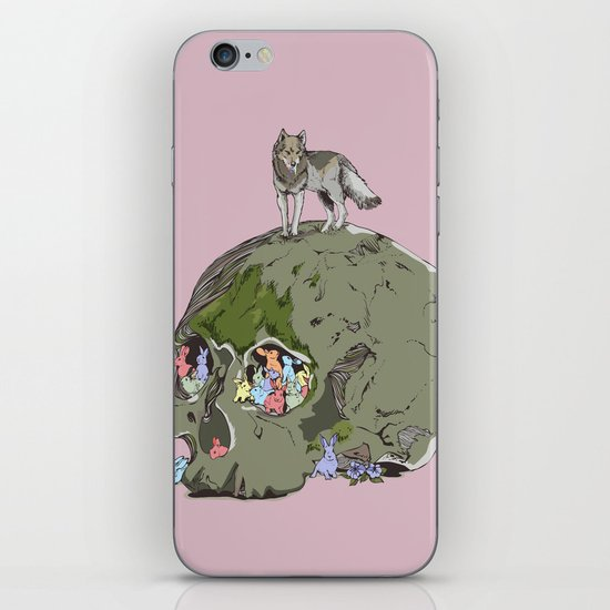 Hunt iPhone & iPod Skin