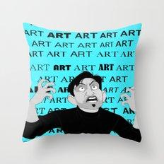 Art Meme  Throw Pillow