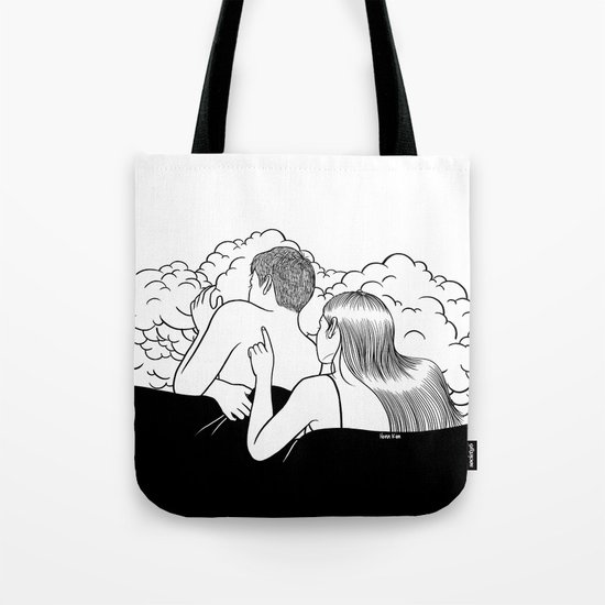 Human Diary Tote Bag