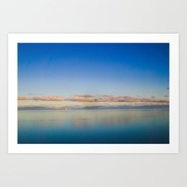Denman Island's Horizon Art Print