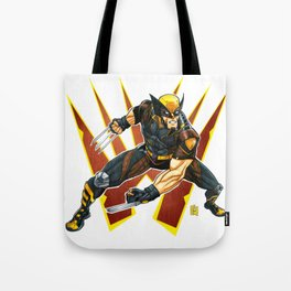 The Clawed Mutant Tote Bag