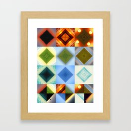 Boundaries Framed Art Print