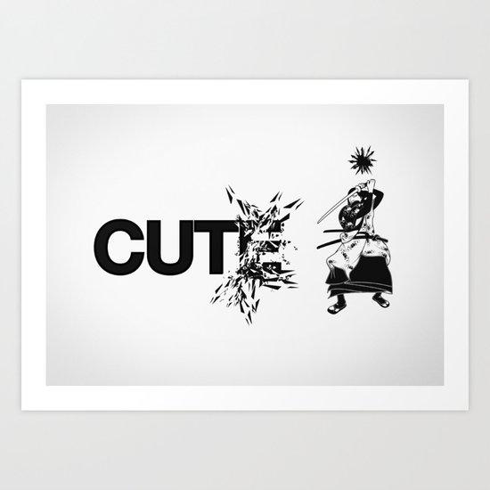 cute Art Print