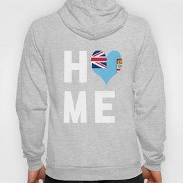 Fiji Is My Home T Shirt Hoody