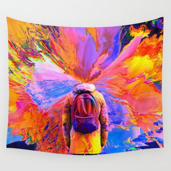 Imagination Wall Tapestry