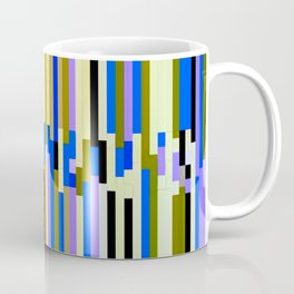 Pinstripe Mayhem Coffee Mug