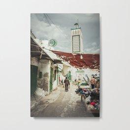 Tetouan, Morocco Metal Print