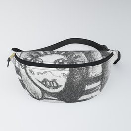 The Harlequin Fanny Pack
