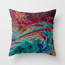 Bright Ambition Throw Pillow