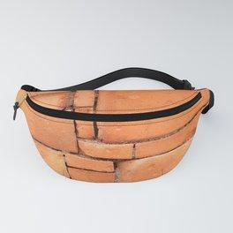 Rought Brickwork Fanny Pack