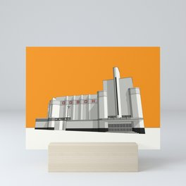 ODEON Woolwich Mini Art Print