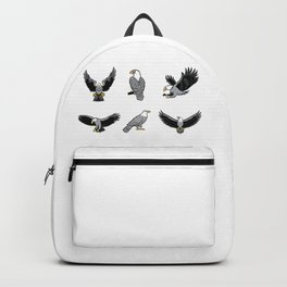 National American Eagle Day Backpack