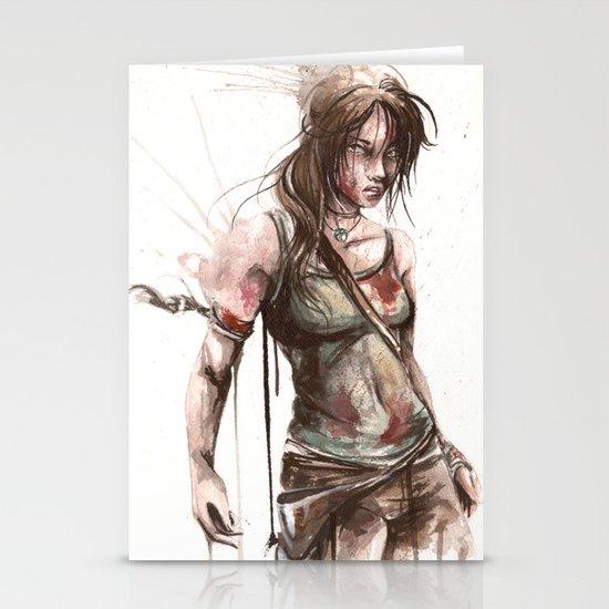 Lara Stationery Cards