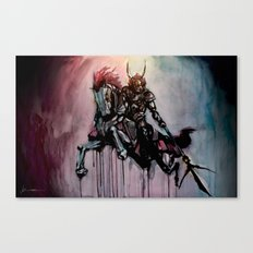 Phantom G Canvas Print