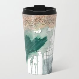 Masquerade Travel Mug