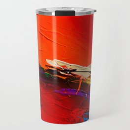 RED SENSATIONS Travel Mug