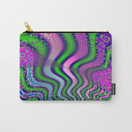 Gooseberries Psychedelic Fractal Carry-All Pouch
