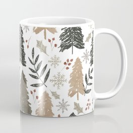 Winter in the Woods  Coffee Mug