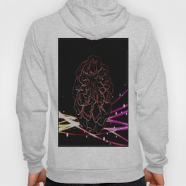Floral Electrons Hoody