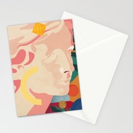 Greek obsession - Golden moments No.1. Stationery Cards