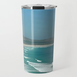 Cape of Good hope to south Africa Travel Mug