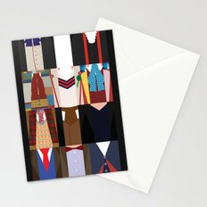 The 12 Doctors Stationery Cards